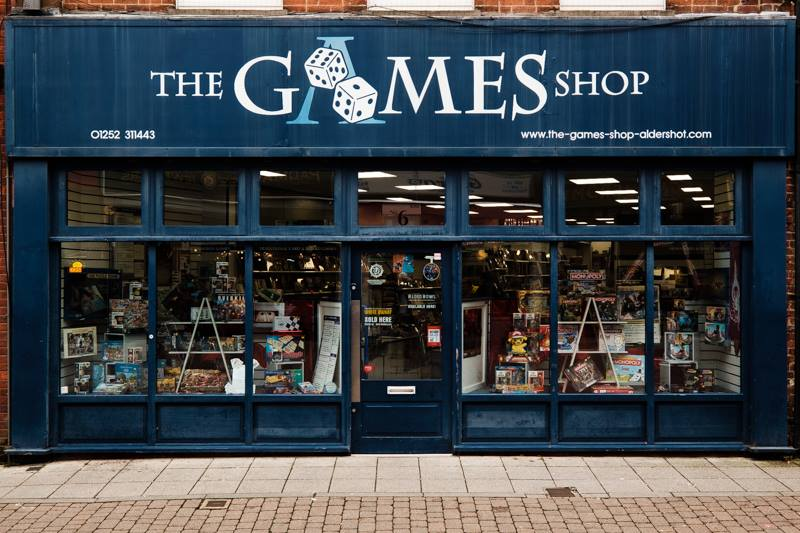 The Games Shop - Aldershot